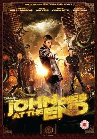 John'un Ölümü - John Dies at the End - 2012 Türkçe Dublaj MKV indir