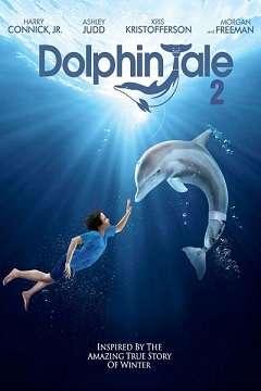 Yunus Masalı 2 - Dolphin Tale 2 - 2014 Türkçe Dublaj MKV indir