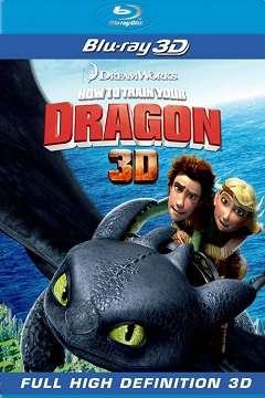 Ejderhanı Nasıl Eğitirsin - 2010 3D BluRay m1080p H-SBS Türkçe Dublaj MKV indir