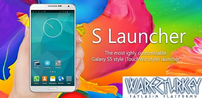S Launcher Prime (Galaxy S5 Launcher) v2.92 APK Full indir