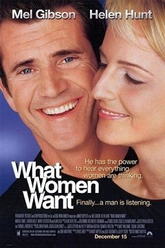 Kadınlar Ne ister - What Women Want - 2000 Türkçe Dublaj MKV indir