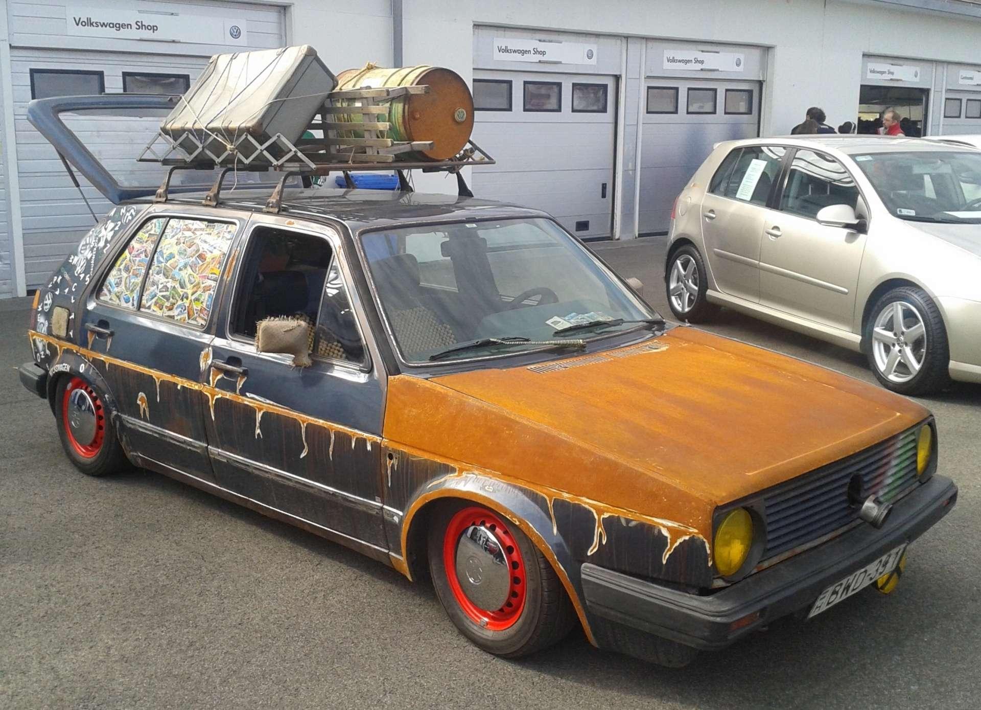 Dumb Car Modifications Paint Jobs 2007hq