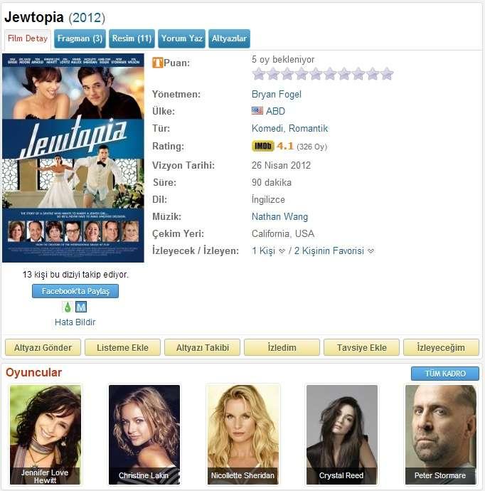 jewtopia 2012 dvdrip x264 t252rk231e altyazılı tek link