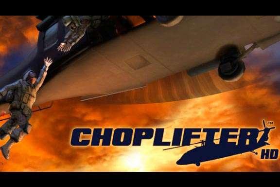 Choplifter HD v1.4.5 APK Full indir