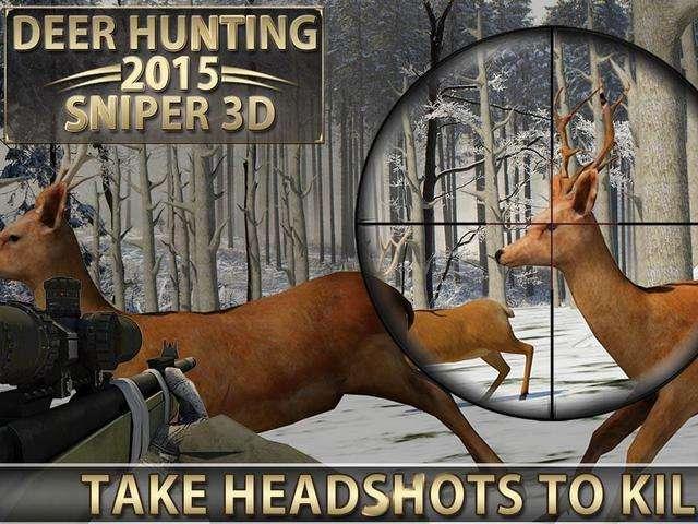 Deer Hunting Sniper v1.6 Apk + MOD