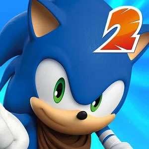 Sonic Dash 2: Sonic Boom v1.1.2 Apk + Mod indir