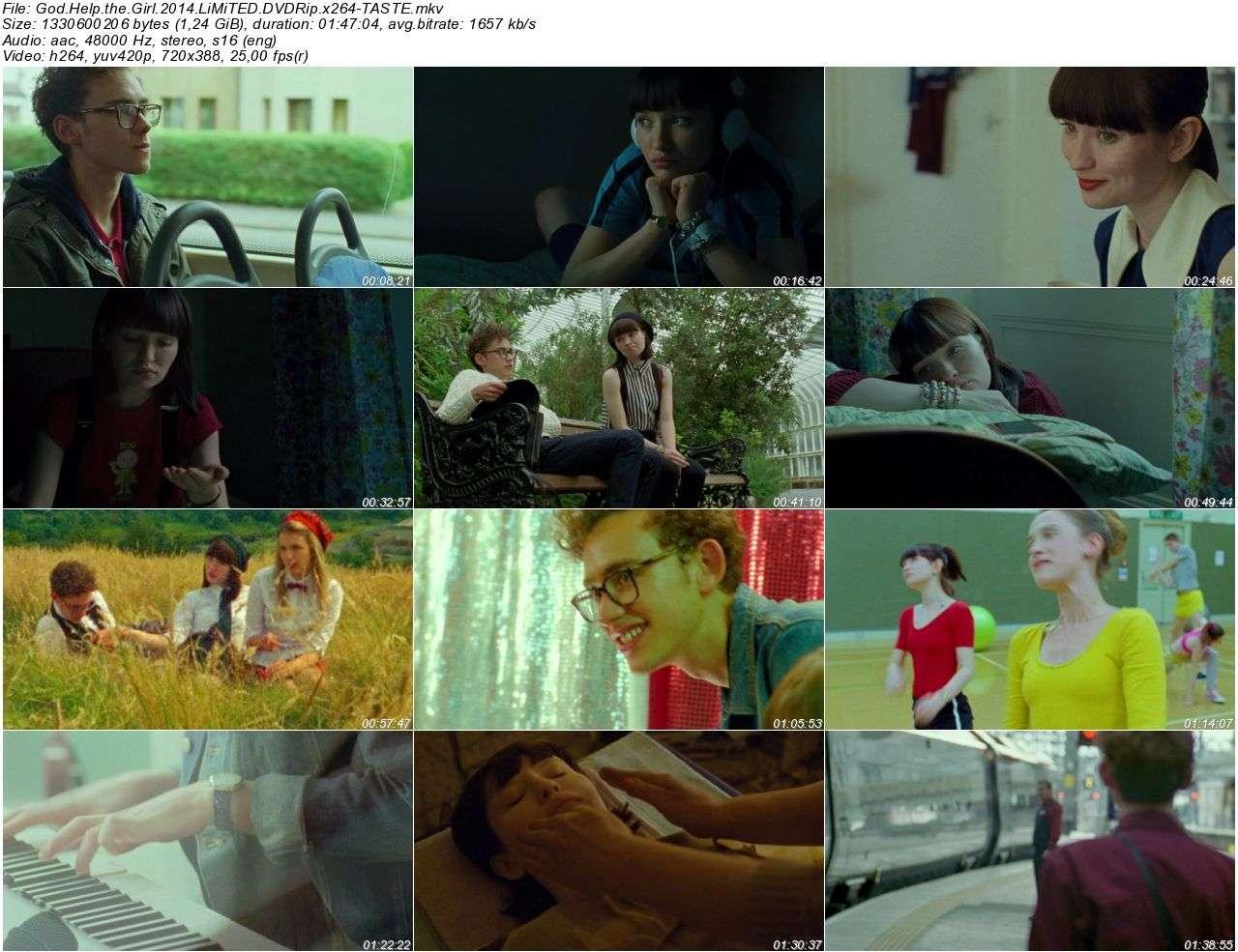 God Help the Girl - 2014 DVDRip x264 - Türkçe Altyazılı Tek Link indir