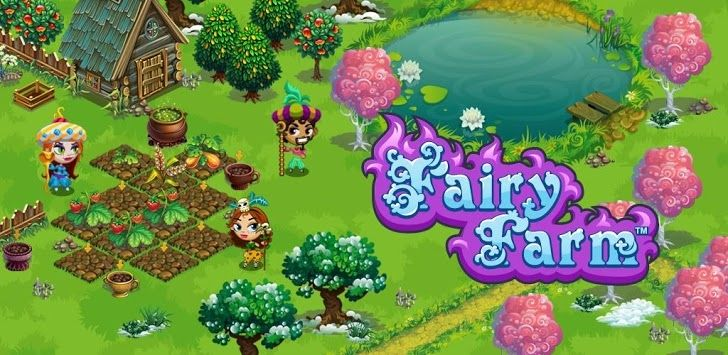 Fairy Farm v2.5.4 APK Full indir
