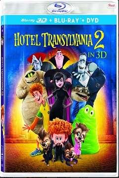 Hotel Transylvania 2 - 2015 3D BluRay 1080p H-SBS DuaL MKV indir