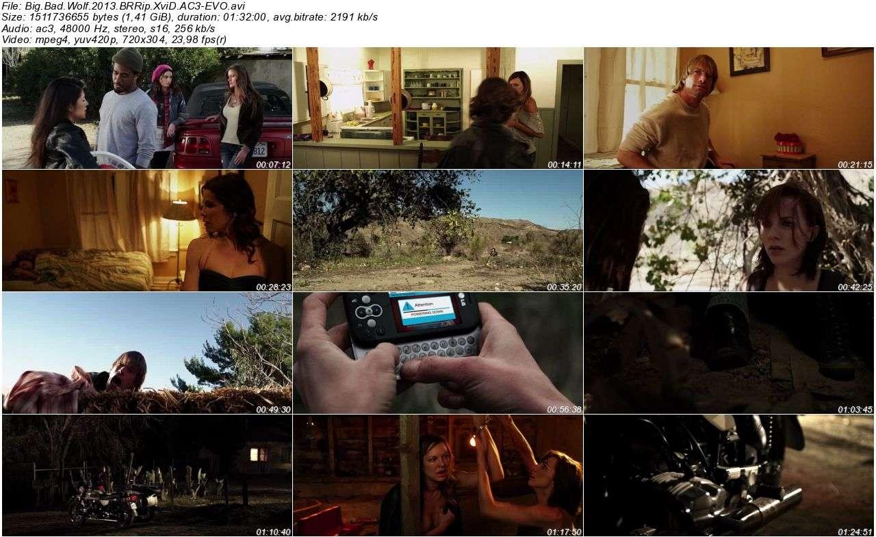 Big Bad Wolf - 2013 BRRip XviD AC3 - Türkçe Altyazılı Tek Link indir