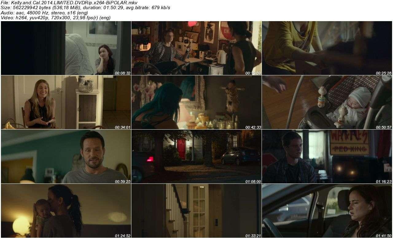Kelly and Cal - 2014 DVDRip x264 - Türkçe Altyazılı Tek Link indir