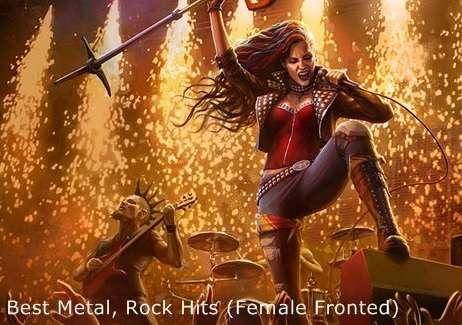 VA - Best Metal, Rock Hits - 2014 Mp3 indir