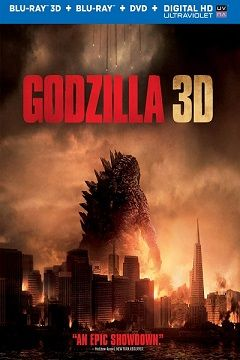 Godzilla - 2014 3D BluRay m1080p H-SBS Türkçe Dublaj MKV indir