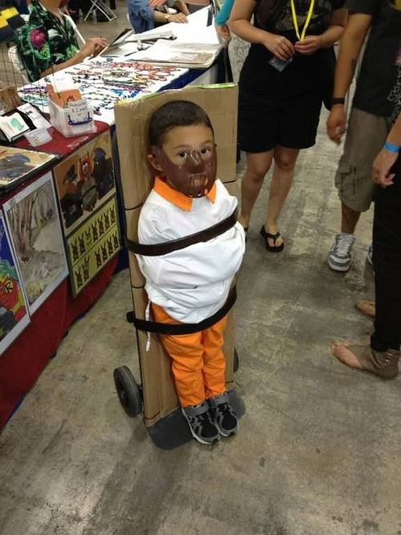 Enfant Hannibal Lecter