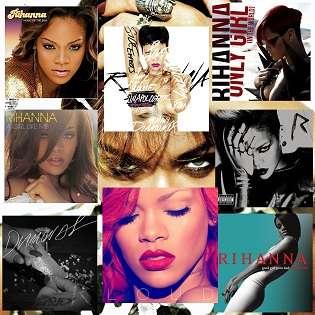 Rihanna Diskografi FLAC indir