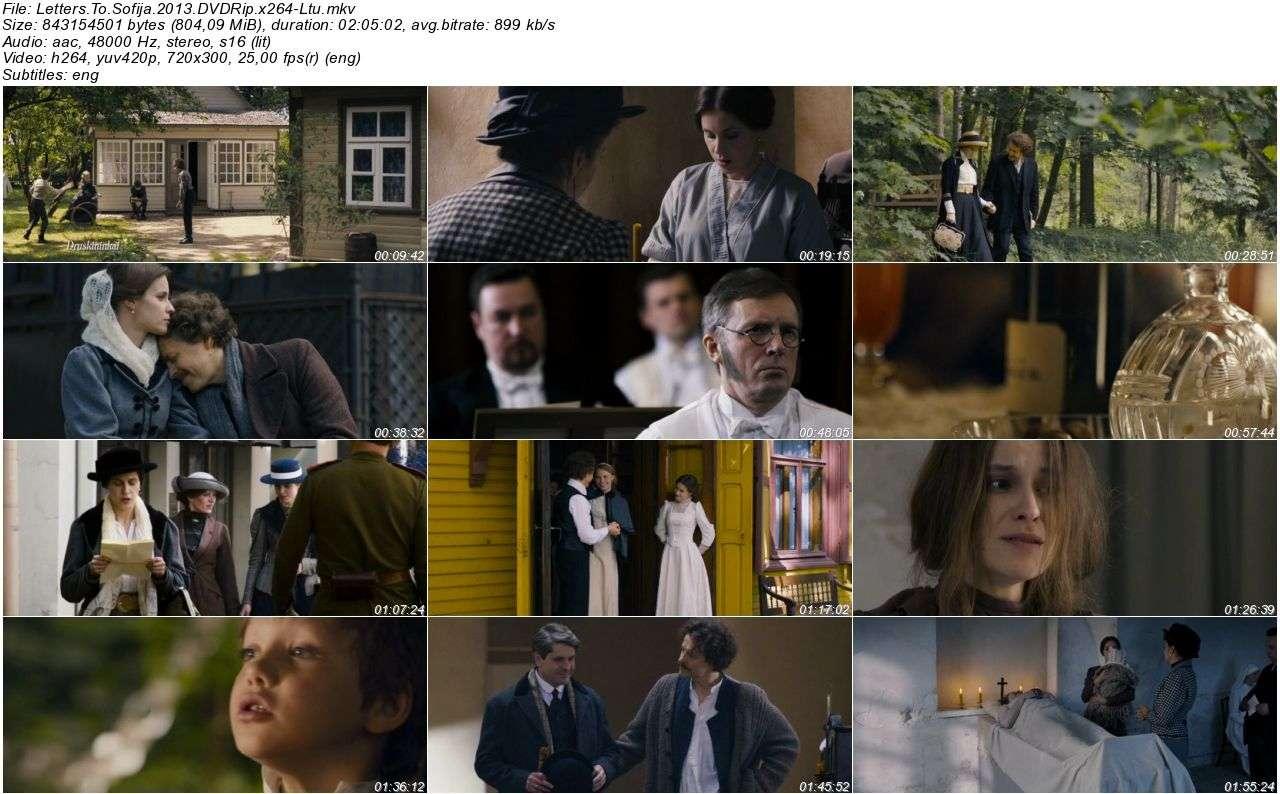 Letters To Sofija - 2013 DVDRip x264 - Türkçe Altyazılı Tek Link indir
