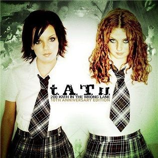 t.A.T.u. - 200 KM/H In the Wrong Lane - 2012 FLAC indir