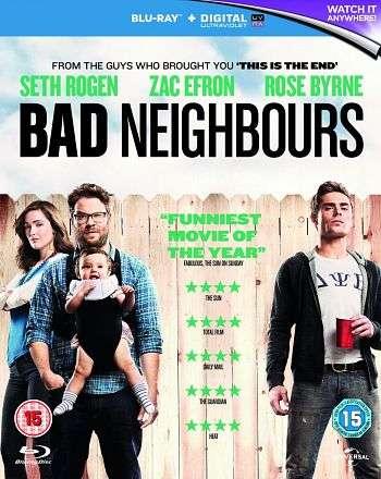 Kötü Komşular - Neighbors - 2014 BluRay 1080p DuaL MKV indir