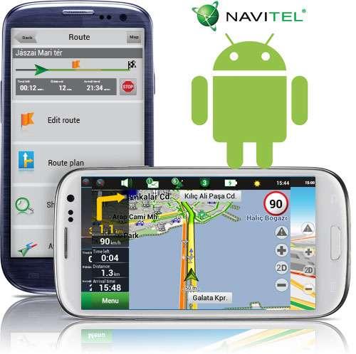 Navitel Navigasyon 9.3.0.195 Türkçe Android APK Full indir