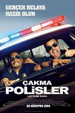 Çakma Polisler - Lets Be Cops - 2014 Türkçe Dublaj MKV indir