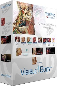 Visible Body Muscle Premium - 2014 Teklink indir