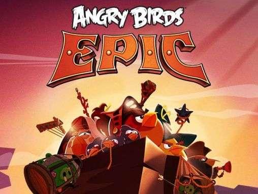 Angry Birds Epic Apk + Data + Mod (unlimited money) V1.2.6