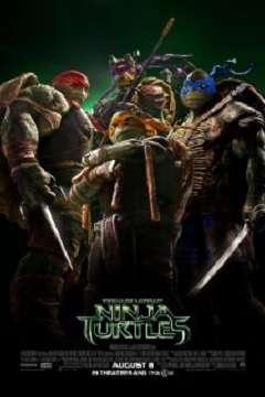 Ninja Kaplumbağalar - 2014 Türkçe Dublaj MKV indir