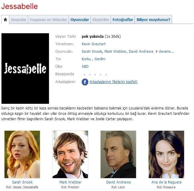 Jessabelle - 2014 BDRip x264 - Türkçe Altyazılı Tek Link indir
