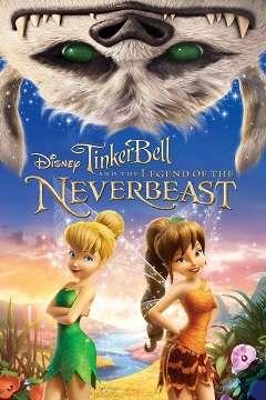 Tinker Bell ve Canavar Efsanesi - 2014 Türkçe Dublaj MKV indir