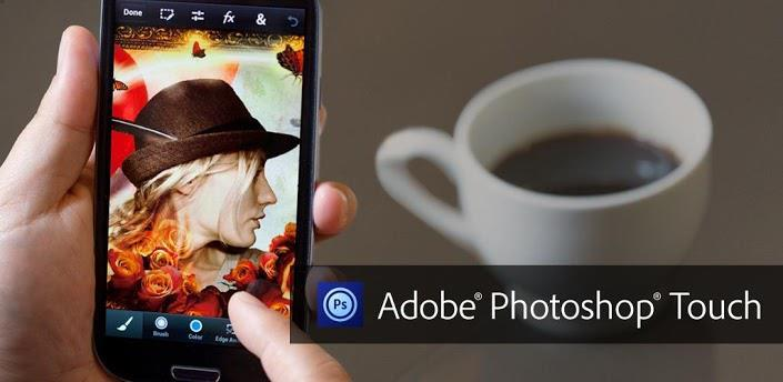Adobe Photoshop Touch v1.7.5 APK Full indir