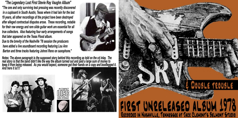 SRV Unreleased Album Nashville '78 - I'm Crying - YouTube  Stevie Ray Vaughan Unreleased 1st Album