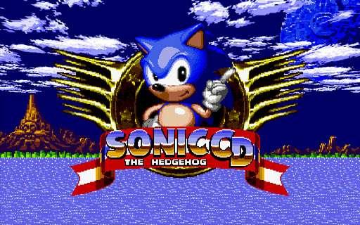 Sonic CD v1.0.6 Apk + Mod (unlocked) + Data