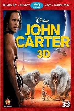 John Carter: İki Dünya Arasında - 2012 3D BluRay 1080p Half-SBS DuaL MKV indir