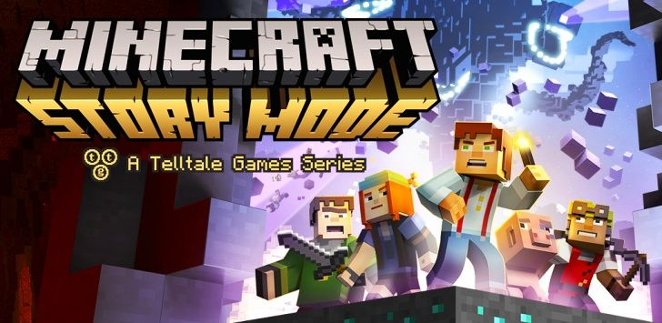 Minecraft Story Mode Ep: 2 Para Android!! | Apk + Datos[1 ...