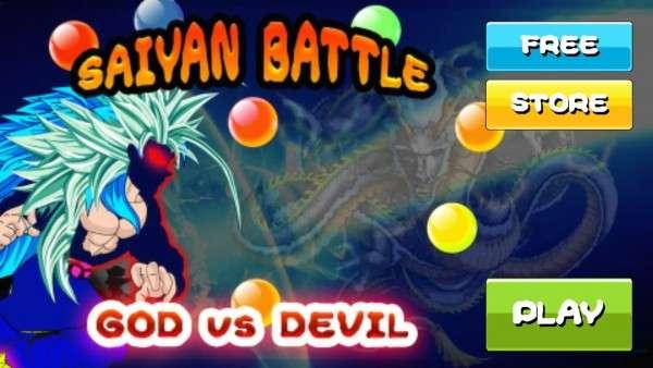 Saiyan Battle of Goku Devil v1.1.7 Apk + Mod indir