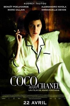 Coco Chanel'den Önce - Coco avant Chanel - 2009 Türkçe Dublaj MKV indir
