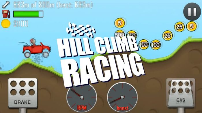Hill Climb Racing v1.22.0 Apk + Mod (unlimited coins)