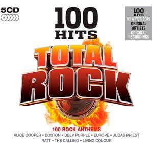 100 Hits Total Rock - 2014 Mp3 Full indir