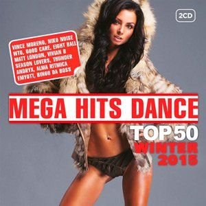 Mega Hits Dance Top 50 Winter - 2015 Mp3 indir