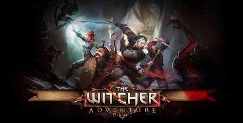 The Witcher Adventure Game v1.0.3 APK Full indir