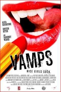 Dişi Vampirler - Vamps - 2012 Türkçe Dublaj MKV indir
