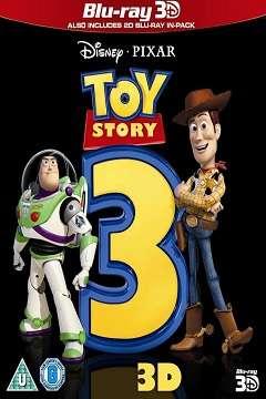 Oyuncak Hikayesi 3 - 2010 3D BluRay m1080p H-SBS Türkçe Dublaj MKV indir