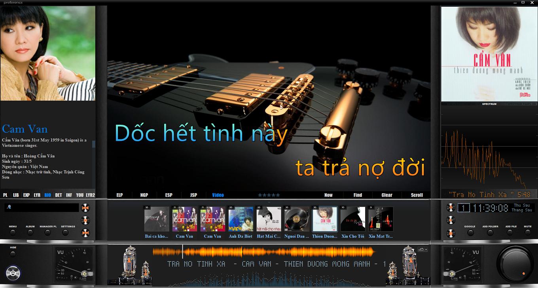 Giới Thiệu] Foobar2000 + Skin DarkOne (v4) & Tổng hợp những
