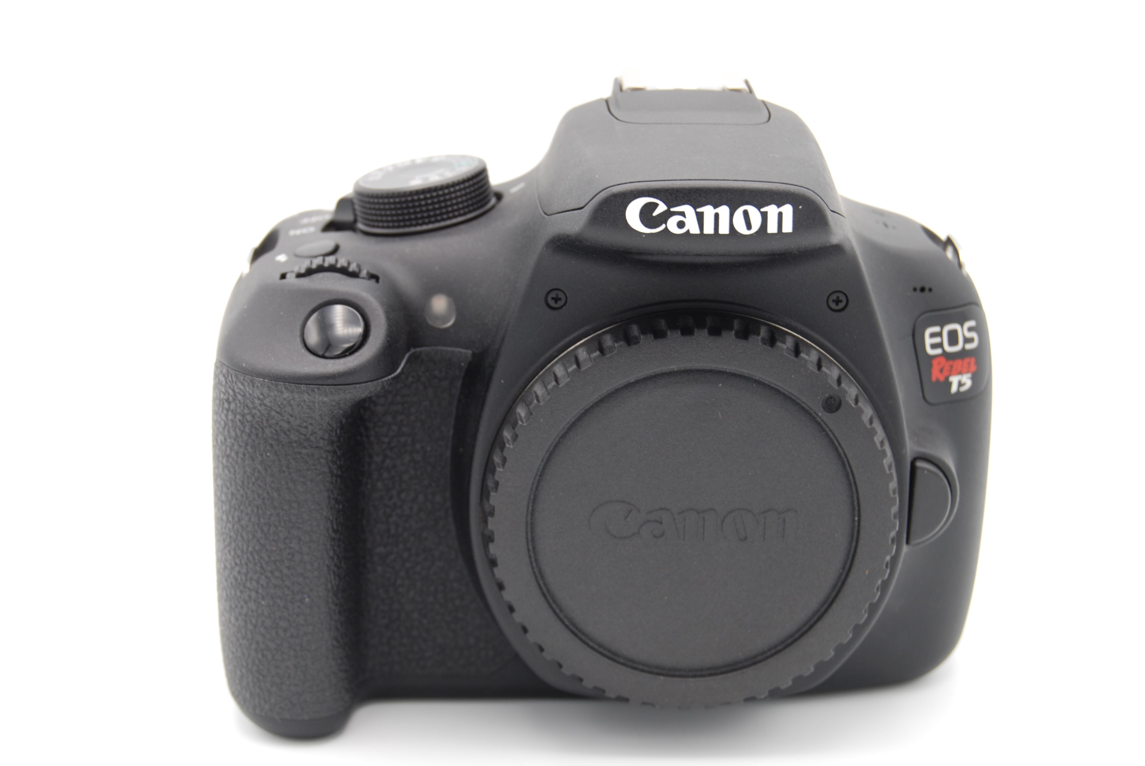 Details About Canon Eos 1200d Rebel T5 Kiss X70 18mp Digital Camera Shuuter Count 981
