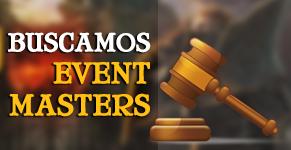 Argentina MU Online esta buscando Event Masters!