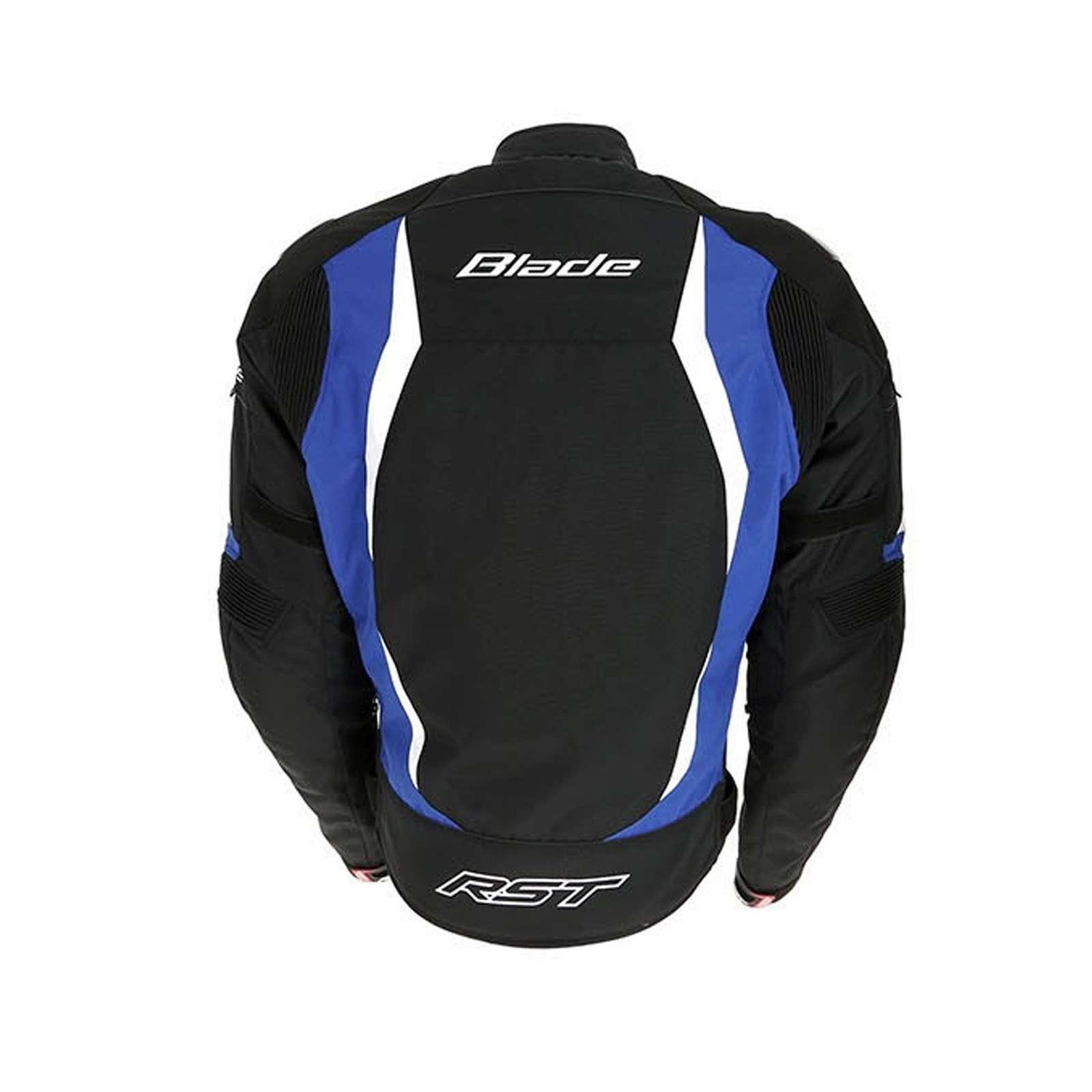 2890 RST Blade 2 II Textile Waterproof Motorcycle Jacket Black 1890