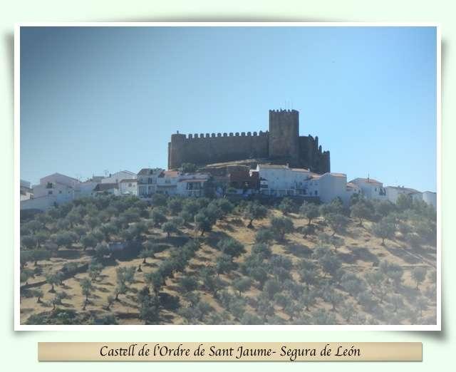 Segura de León - Castell