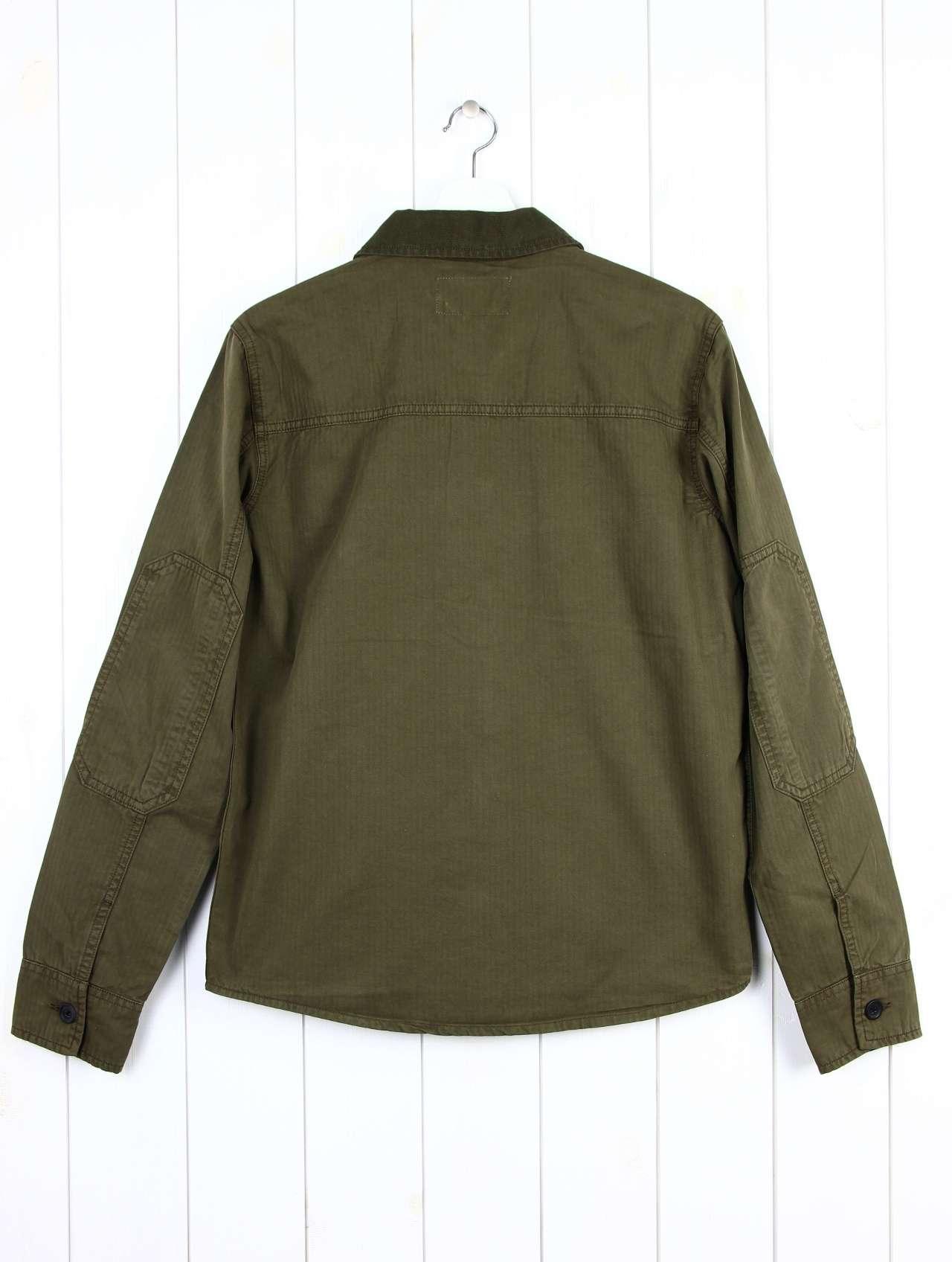 NEW WRANGLER JUST JOE JACKET OVERSHIRT KHAKI OLIVE GREEN ARMY S//M//L//XL//XXL