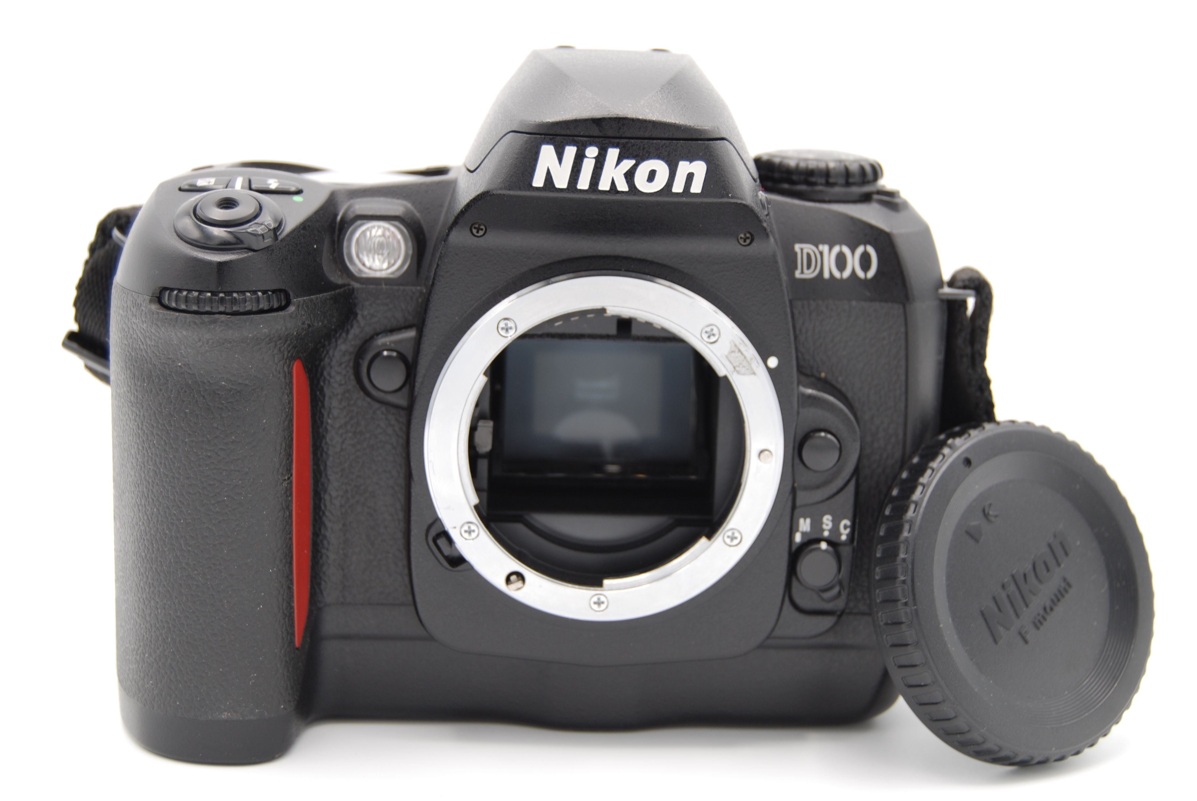 Details about Nikon D100 6.1 MP 1.8'' SCREEN Digital SLR Camera Body Only  WITH BATTERY