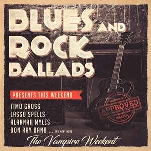 Blues and Rock Ballads - 2017 Mp3 indir